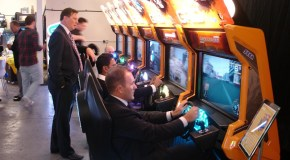 A look at the Sega and Namco/Brent Openday Events by The Stinger Report