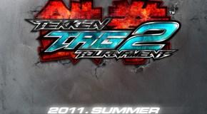 Teaser site for Tekken Tag Tournament 2