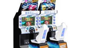 Official release announcement for Namco's Dead Heat