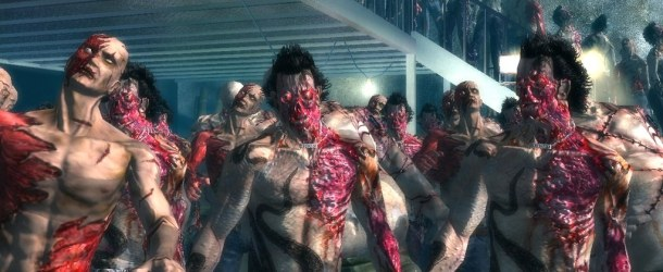 Halloween special: Zombies at the arcade!
