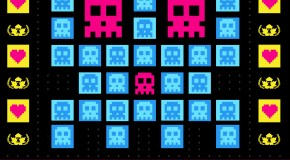 Ground Kontrol's 8-bit Calavera art show