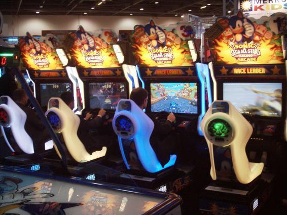 EAG2011 - Sonic racing