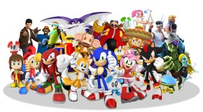 Sonic returning to arcades with Sonic & Sega All-Stars Racing Arcade?