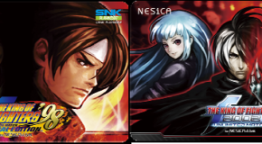 KOF remakes for '98 and 2002 coming Jan. 24th to NESiCA