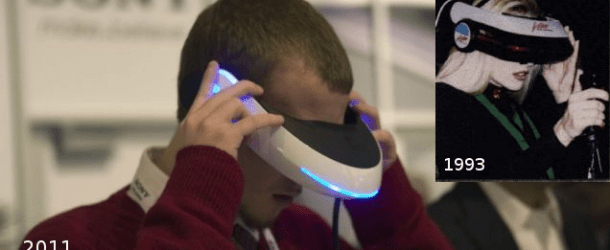 A Look At the Past, Present And Future of VR