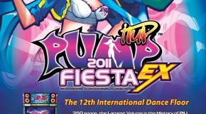 Pump It Up Fiesta EX 2011 now available