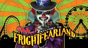 "GlobalVR's official press release for ""Shh…! Welcome to Frightfearland"""