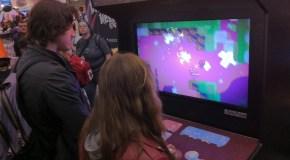 Battleblock Theater as an arcade @ PAX East