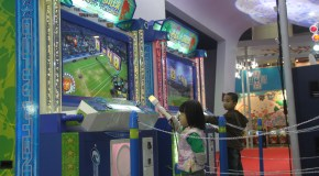Wahlap Technologies shows off a couple of new games in China
