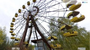 Visit the Chernobyl Amusement Park, virtually