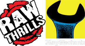 Raw Thrills/Play Mechanix raises money for Japanese Quake Relief efforts