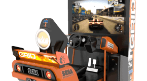 Sega Amusements USA releases GRID Deluxe