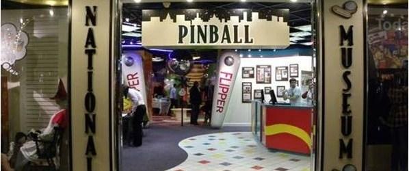 National Pinball Museum Troubles + Pinball Art Project Kickstarter