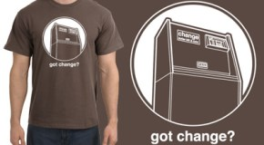 The Change Machine T-Shirt