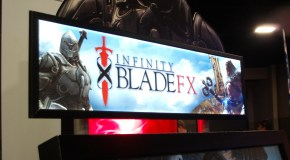 Hands-On with Infinity Blade FX
