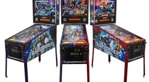 Transformers Limited Edition cabinets revealed