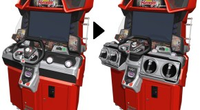 Square Enix's New Arcade Game That Will Transform