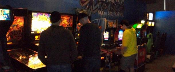 Stryker's Main Street Arcade Opens in Oregon City, OR