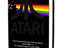 Two Books About Atari's Arcade Days Coming In June