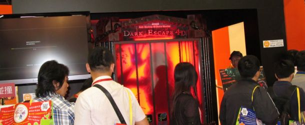 Press Releases: Dark Escape 4D, Dream Raiders, UNIS USA