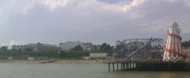 Arcade Tour: Clacton-on-Sea, UK (Summer 2012)