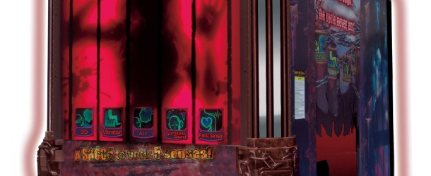 First Look: Namco's Dark Escape 4D US Version