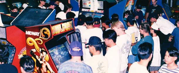 Family Fun Arcade to Close in January 2013