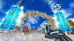 Winter  X Games Snocross Arcade Begins Production Monday
