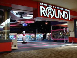 Round1USA Adding More Games, Expanding Into More Locations