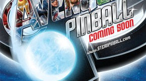 Next Up From Stern: Avengers Pinball