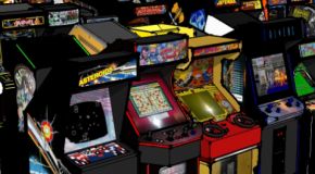 Videos & More: Epic Arcade Project; Arcade Relief; Ms. Pac-Man Factory Footage; Bionic Roshambo