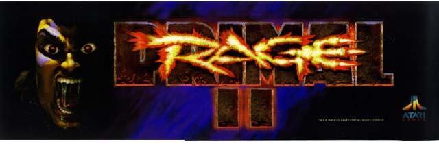 Arcade Heroes New Footage Of An Old Primal Rage II Prototype Board ...