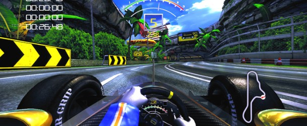 "Flashbacks: The 90s Arcade Racer; ""Arcade"" Movie Trailer"