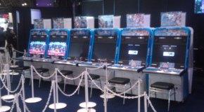 JAEPO 2013: Groove Coaster Arcade, DDR, Sound Voltex II, More