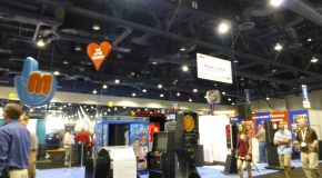 Amusement Expo 2013 Report #1 – Pac-Man Ticket Mania, Cars Arcade, Rock N Roll Verti-Go