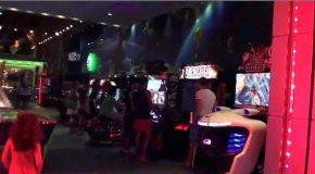 The Arcade Scene In Israel
