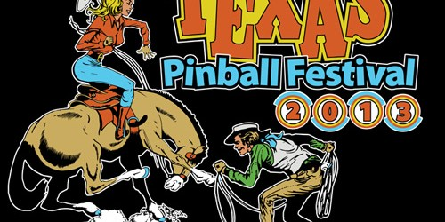 The Games of the Texas Pinball Festival & Michigan Pinball Expo 2013