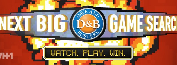 "Dave & Busters Launches A Search For ""The Next Big Game"""
