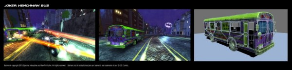 Joker  Henchman Bus