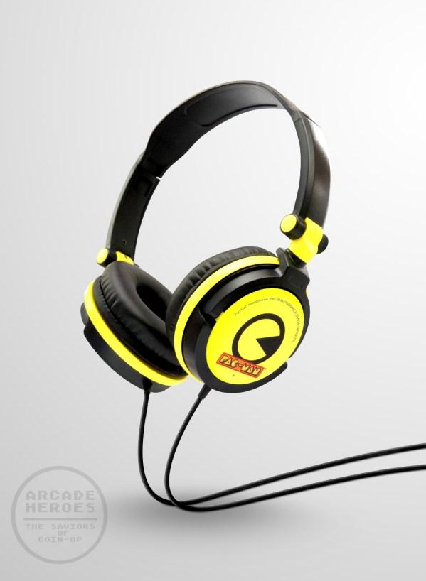 Pac-Man Headphones