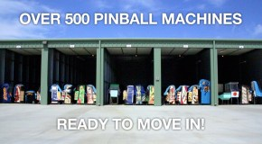 The Museum Of Pinball in Southern California Launches A Kickstarter Campaign