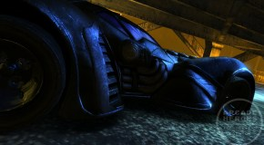 Exclusive New Images From Specular Interactive's Batman Arcade