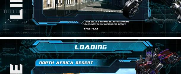 Sega Teasing New Transformers Arcade Video, You Can Pick Which One They Will Show