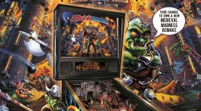 Medieval Madness Pinball Remake Announced + More In Pinball News