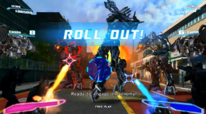 Sega Shows Off First Footage of Transformers: Human Alliance Arcade