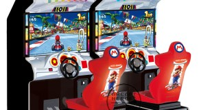 Mario Kart Arcade GP DX Confirmed For US Release + 1st Cabinet Shot
