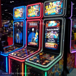 Coastal Amusements at IAAPA2013