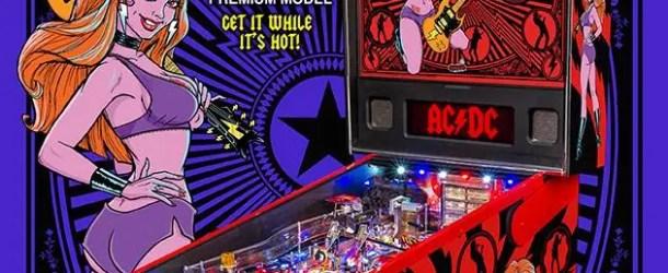 """Stern Pinball Announces AC/DC """"Luci"""" Premium Pinball Game"""