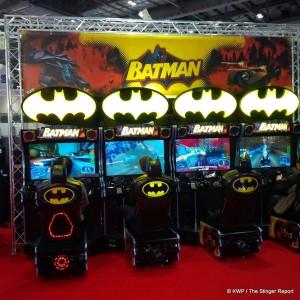 Batman @ EAG14 in London