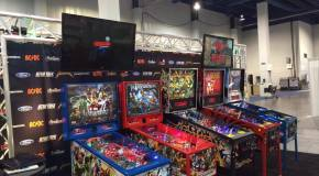 Videos: Stern Pinball @ CES2014; A Tour of The Arcadia in Ryde (IOW, UK)